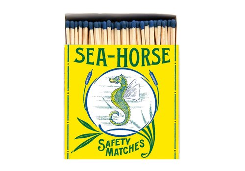 Archivist Gallery Archivist Gallery - Sea Horse - Matches