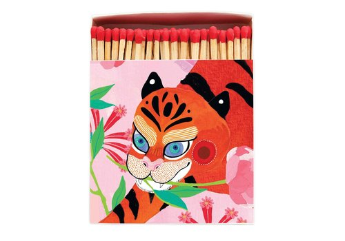 Archivist Gallery Archivist Gallery - Tiger Peony - Matches