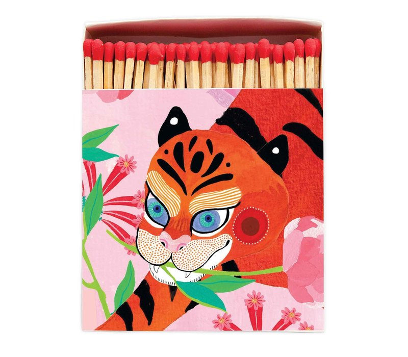 Archivist Gallery - Tiger Peony - Matches