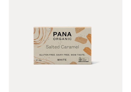 Pana Chocolate Pana Chocolate - Salted Caramel - Chocolate Bar