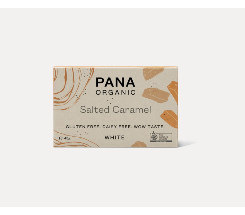 Pana Chocolate - Salted Caramel - Chocolate Bar