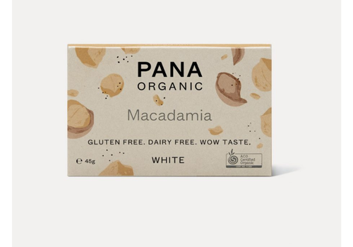 Pana Chocolate Pana Chocolate - White Macadamia