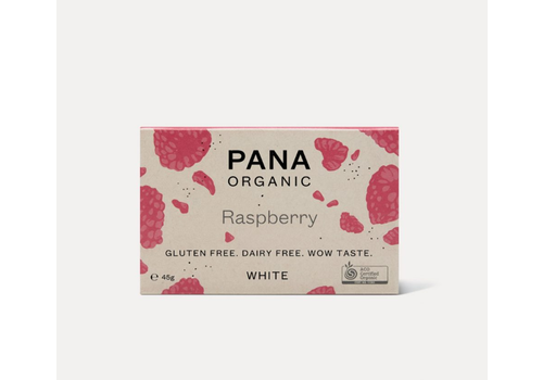 Pana Chocolate Pana Chocolate - White Raspberry - Chocolate Bar