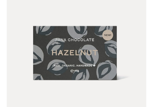 Pana Chocolate Pana Chocolate - Hazelnut - Chocolate Bar