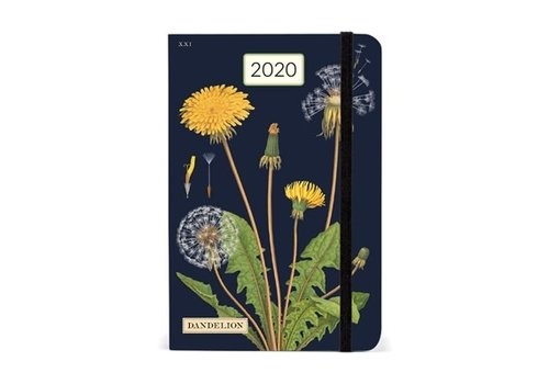 Cavallini Papers & Co Cavallini - 2020 Weekly Planner - Dandelion