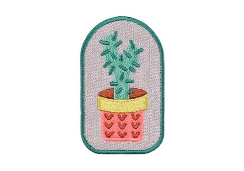 Mokuyobi Mokuyobi - Cactus Planter - Patch