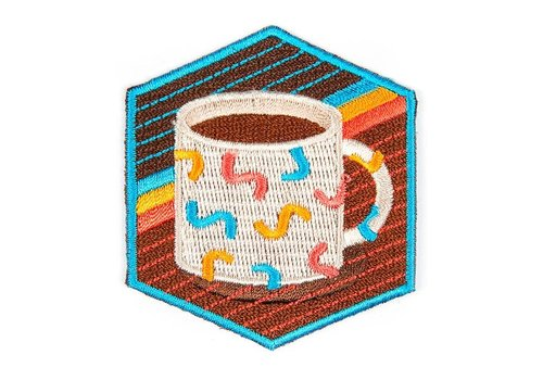 Mokuyobi Mokuyobi - Hot Cocoa - Patch