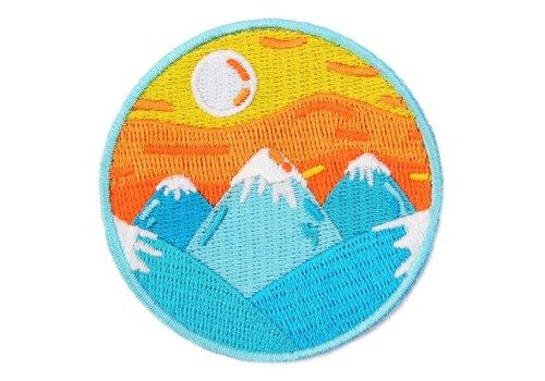 Mokuyobi Mokuyobi - Mountain Sunrise - Patch