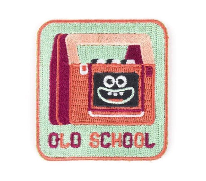 Mokuyobi - Old School - Patch