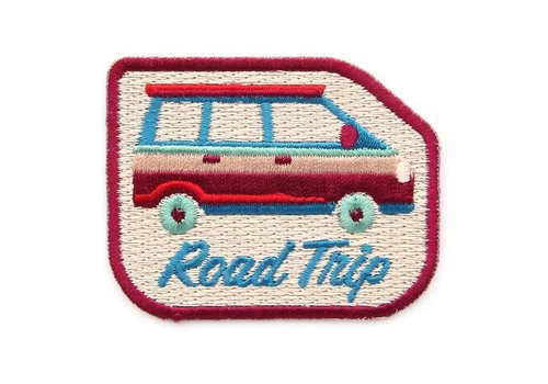 Mokuyobi Mokuyobi - Road Trip - Patch