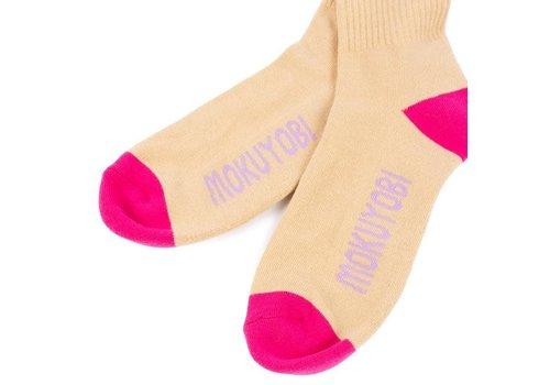 Mokuyobi Mokuyobi - Sand Box - Socks