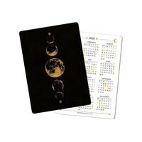 Maria Rikteryte - 2020 Mini Lunar Calendar Design 2