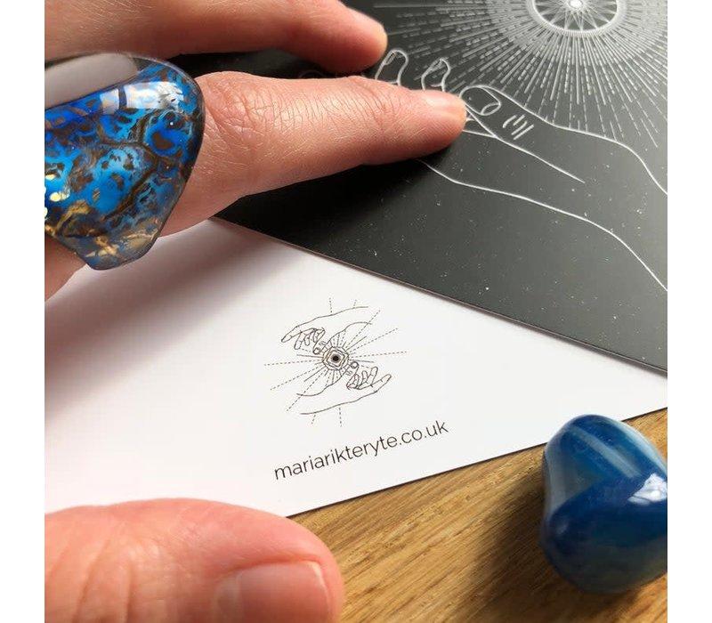 Maria Rikteryte - Creative Energy - Mini Print
