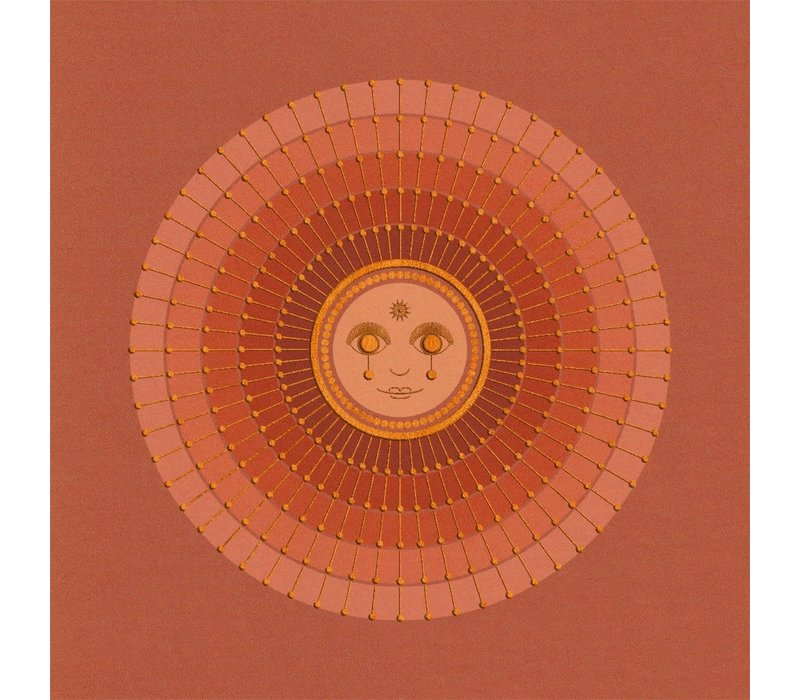 Maria Rikteryte - Sun - Giclée Print