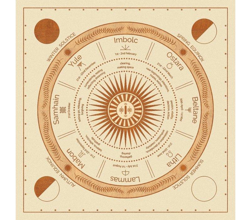 Maria Rikteryte - The Wheel of the Year