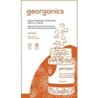 Georganics - Mouthwash Tablets - Orange