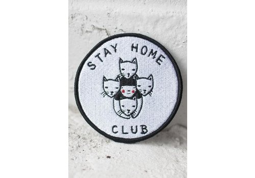 Stay Home Club Stay Home Club - Stay Home Club - Patch