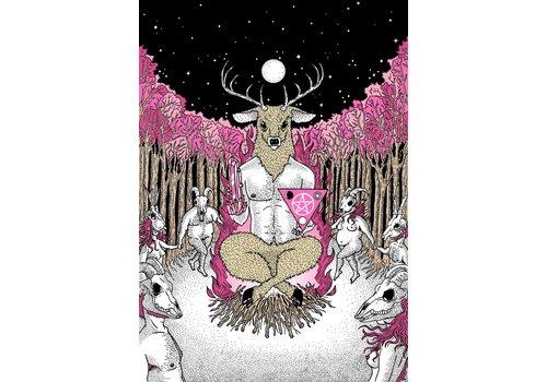 Rapha Hu Rapha Hu - Ceremony  - A4 Print