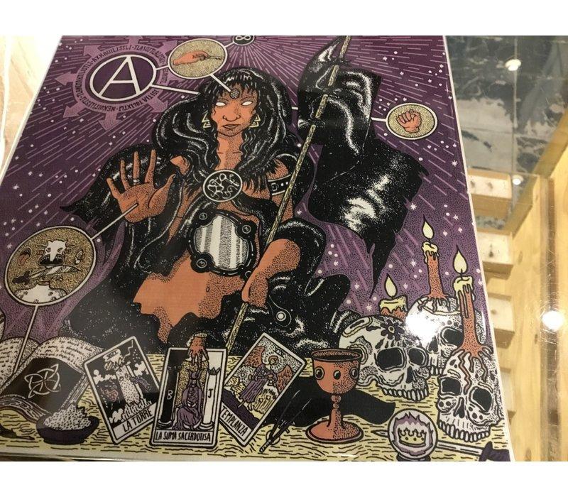 Rapha Hu - Reflexiones sobre Espiritualidad  - A5 Print