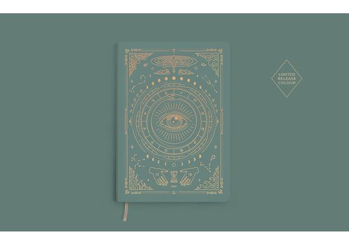 Magic of I Magic of I - Vegan Leather Journal - Teal