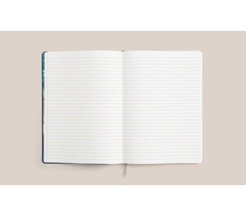 Magic of I - Vegan Leather Journal - Black
