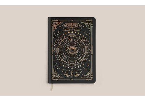 Magic of I Magic of I - Vegan Leather Journal - Black