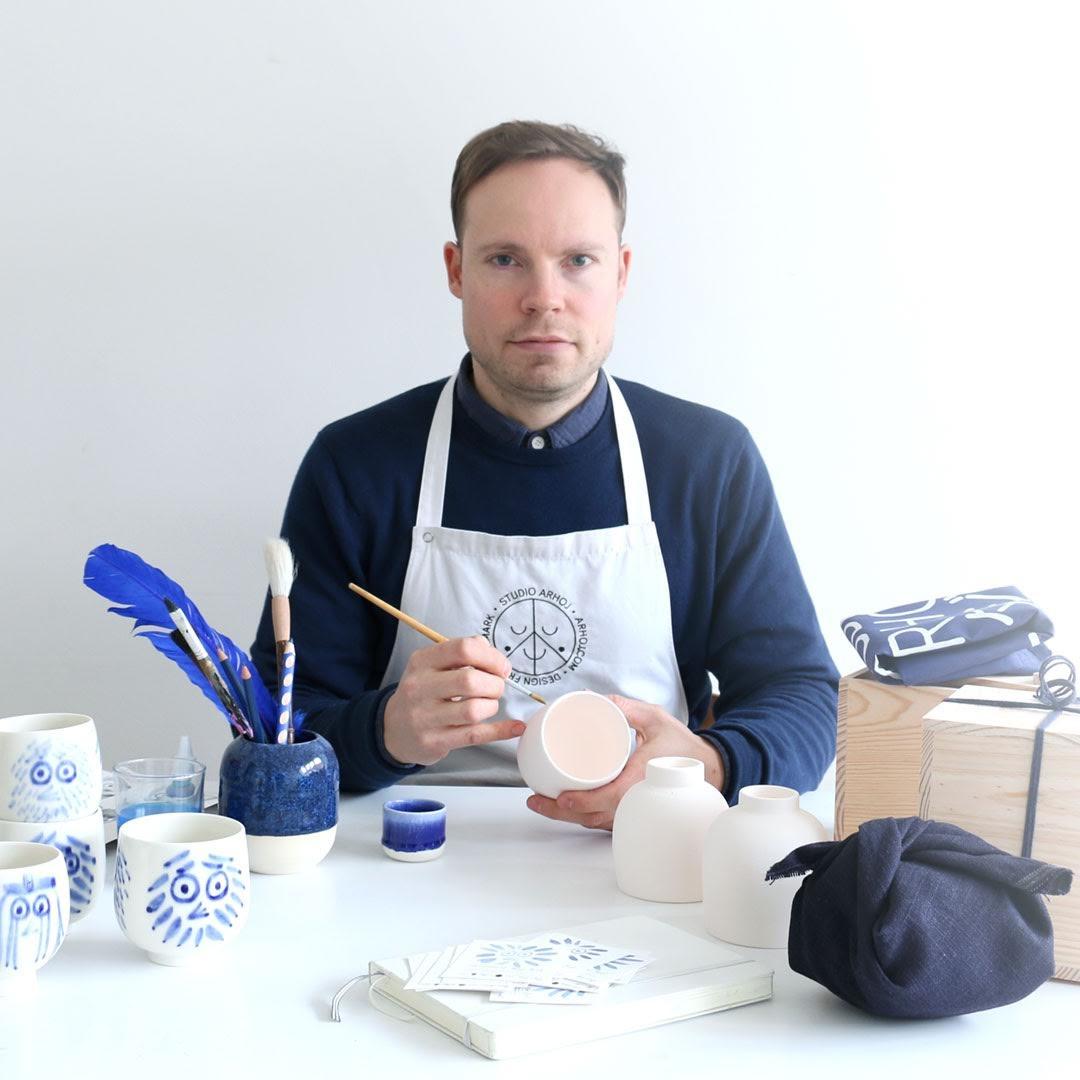 Grey Street meets Anders Arhoj, Founder and Designer behind Studio Arhoj