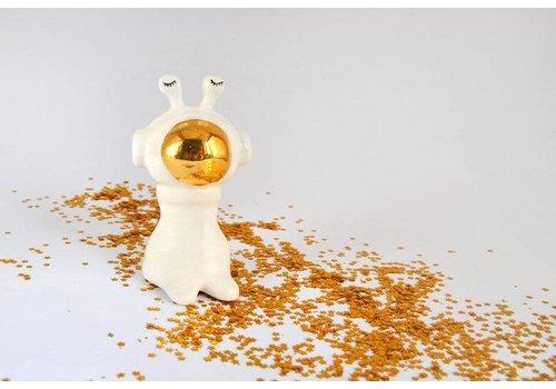 Barruntando Barruntando - Astronaut - Gold Alien
