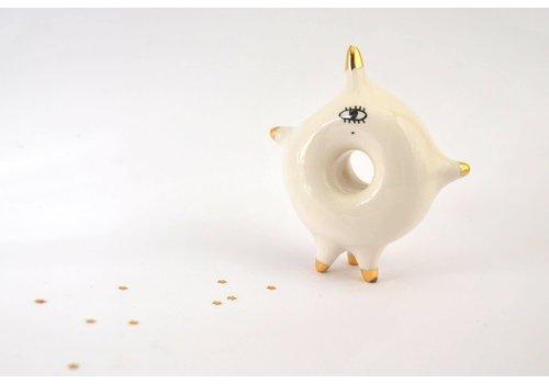 Barruntando Barruntando - Donut - Gold Alien