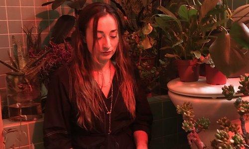 Grey Street meets Mago Hart, Plant-Musician and Audiovisual Artist