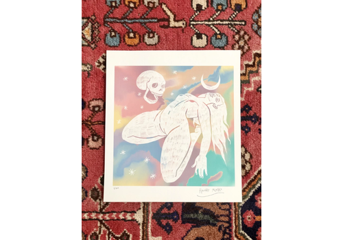 Hanako Mimiko Hanako Mimiko - Midnight Conversation - Print