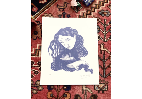 Carmen Seijas Carmen Seijas - Observa - Print