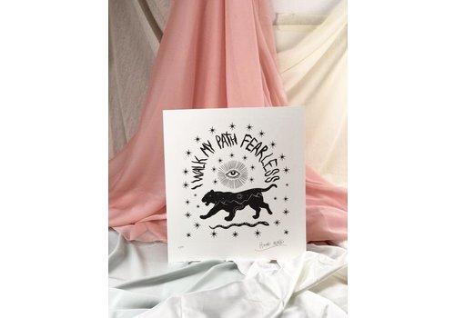 Carmen Seijas Carmen Seijas - Fearless - Print