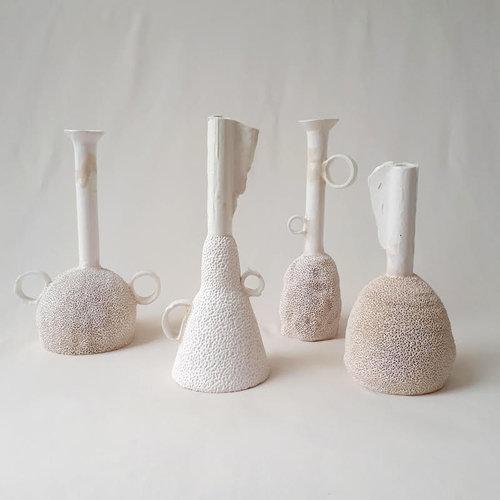 Grey Street Conoce a La Alfarera, Ceramista del Mundo Marino