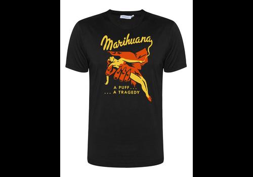 El Marquès El Marquès - Marihuana Hand - Woman T-shirt Small