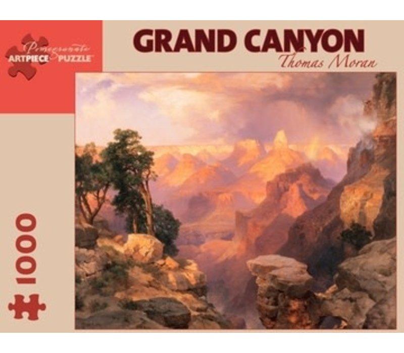 Pomegranate - Grand Canyon Thomas Moran: 1000 Piece Jigsaw Puzzle