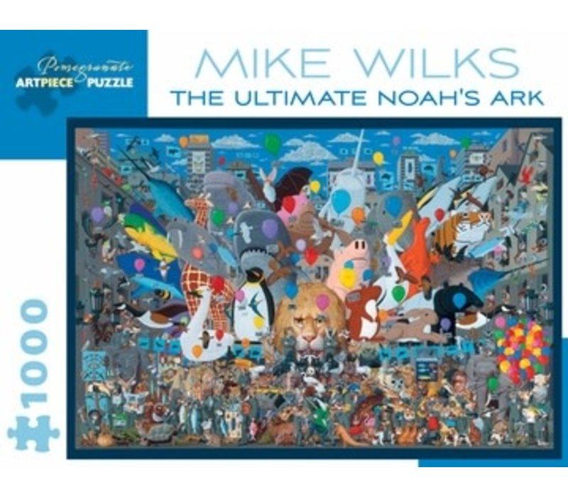 Pomegranate - Ultimate Noah's Ark: 1000 piece Jigsaw Puzzle
