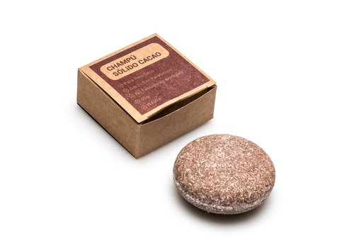 Wai Wai Wai Wai - Solid Shampoo with Cacao - Dry Hair