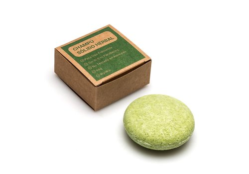 Wai Wai Wai Wai - Herbal Solid Shampoo - 100 g