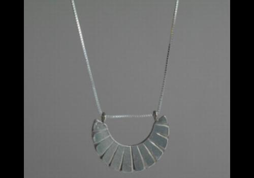 Âme Âme Jewels - Maya Necklace - Silver