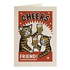 Archivist Gallery Archivist Gallery - Cheers - Greeting Card