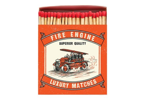 Archivist Gallery Archivist Gallery - Fire Engine - Matches