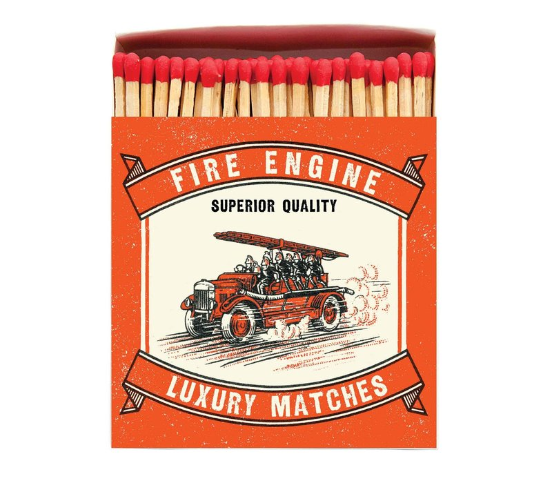 Archivist Gallery - Fire Engine - Matches