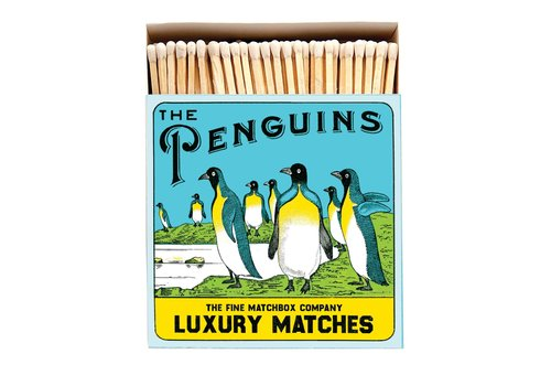 Archivist Gallery Archivist Gallery - Penguins - Matches