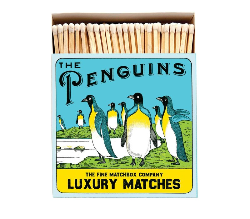 Archivist Gallery - Penguins - Matches