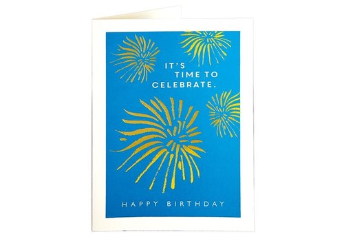 Archivist Gallery Archivist Gallery - Time to celebrate - Greeting Card