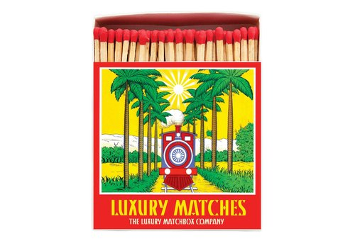 Archivist Gallery Archivist Gallery - Train - Matches