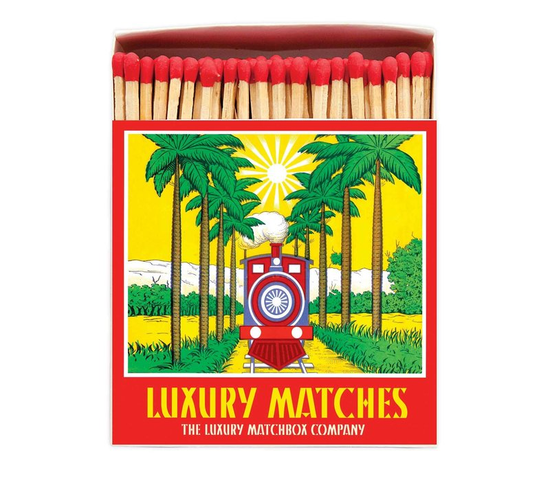 Archivist Gallery - Train - Matches