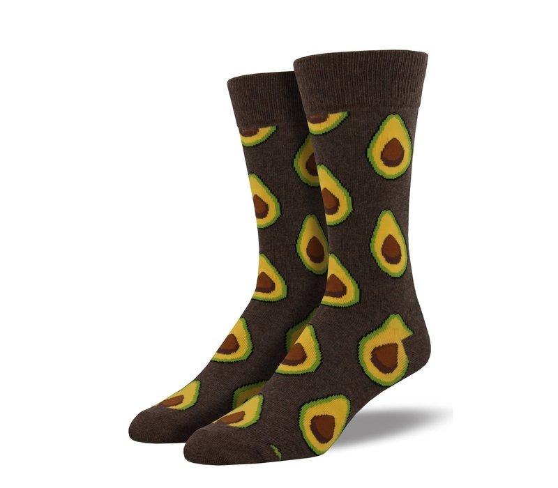 Socksmith - Avocado Brown - Men's Socks