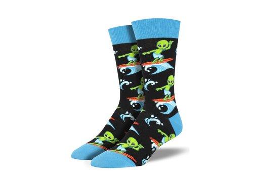 Socksmith Socksmith - Surfing The Galaxy - Men's Socks